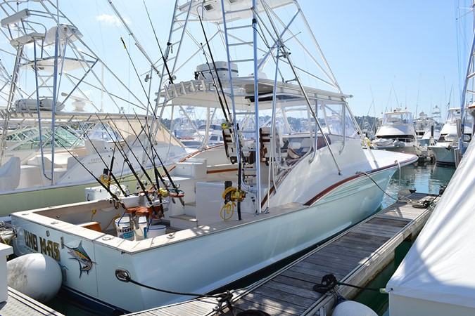 2002 CUSTOM CAROLINA  Sport Fisherman 2490310