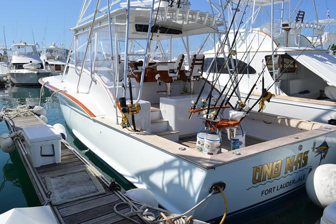 2002 CUSTOM CAROLINA  Sport Fisherman 2490311