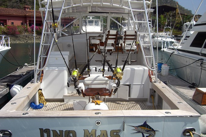 2002 CUSTOM CAROLINA  Sport Fisherman 2490312
