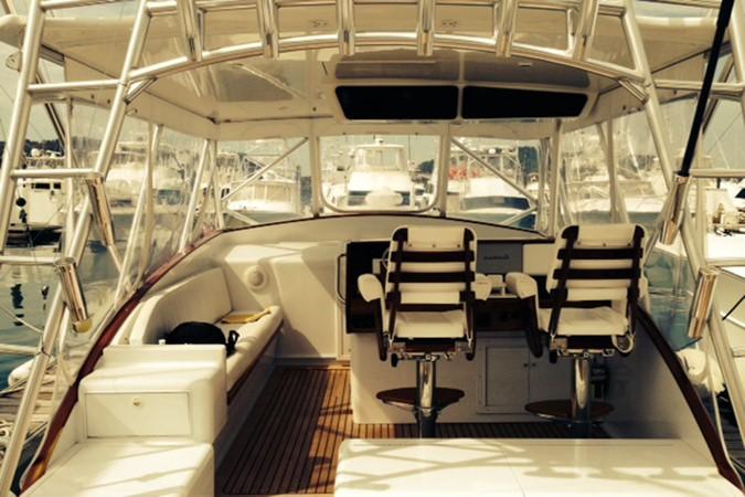 2002 CUSTOM CAROLINA  Sport Fisherman 2490313