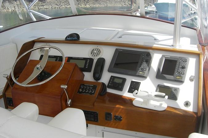2002 CUSTOM CAROLINA  Sport Fisherman 2490314