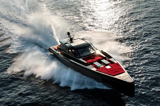 2020 MAORI M78 Open Saloon Motor Yacht 2490930