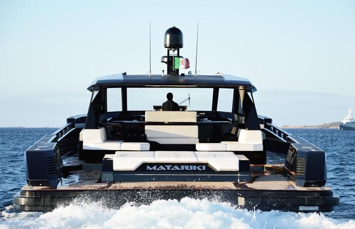 2020 MAORI M78 Open Saloon Motor Yacht 2490931