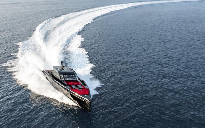 2020 MAORI M78 Open Saloon Motor Yacht 2490936