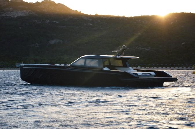 2020 MAORI M78 Open Saloon Motor Yacht 2490938
