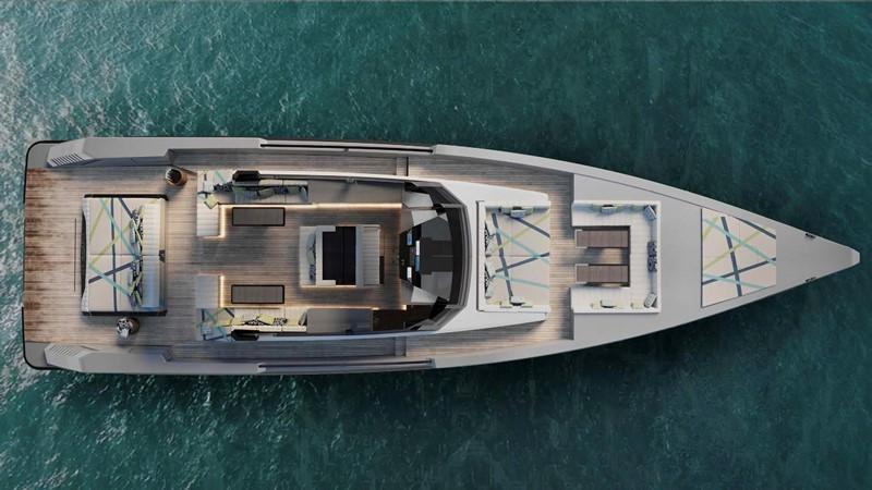 2020 MAORI M78 Open Saloon Motor Yacht 2591980