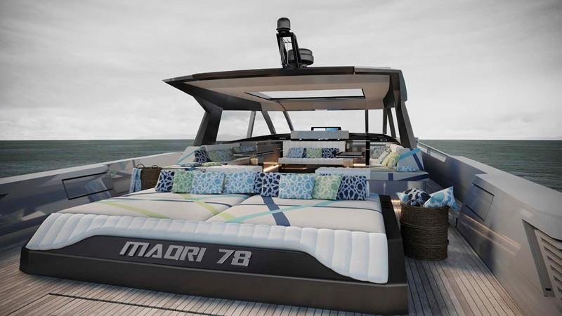 2020 MAORI M78 Open Saloon Motor Yacht 2591982