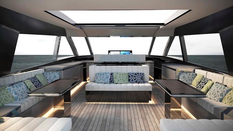 2020 MAORI M78 Open Saloon Motor Yacht 2591989