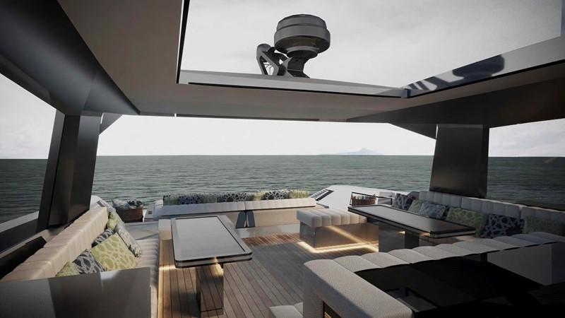 2020 MAORI M78 Open Saloon Motor Yacht 2591990