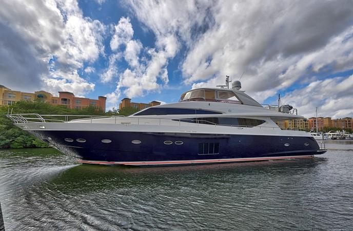 Blueprint 2011 PRINCESS YACHTS 95 Motor Yacht Motor Yacht MLS #253714 |  YATCO MLS - Yacht Sales