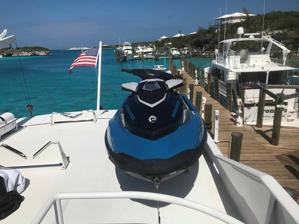 New Sea Doo 1 1990 BROWARD Custom Extended Motor Yacht 2499369