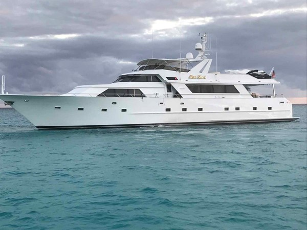 Alternate Profile 1990 BROWARD Custom Extended Motor Yacht 2499384