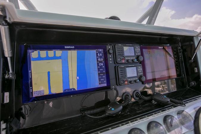 2016 Sea Vee 390z Center Console 2498844