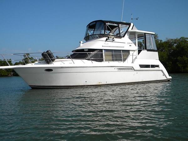 1997 CARVER Carver 355 aft cabin Motor Yacht 2492274