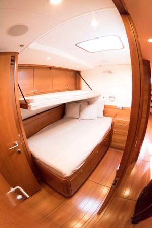 Stbd cabin (1) 2008 NAUTOR'S SWAN Swan 90 Racing Sailboat 2494411