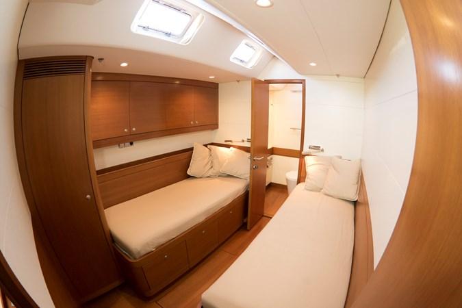 Vip's cabin  (1) 2008 NAUTOR'S SWAN Swan 90 Racing Sailboat 2494412