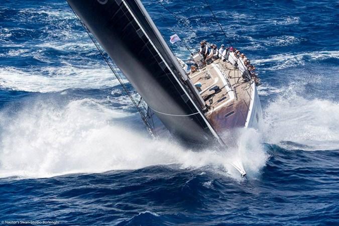 Rolex Swan Cup Caribbean 2017 (1) 2008 NAUTOR'S SWAN Swan 90 Racing Sailboat 2494418