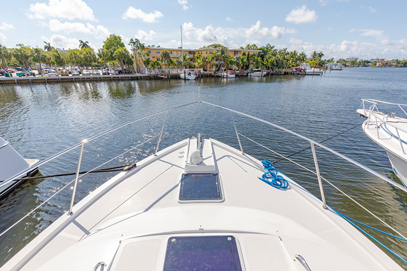 Foredeck 2006 PACIFIC MARINER  Motor Yacht 2537843