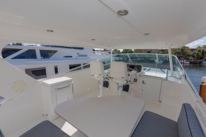Flybridge 2006 PACIFIC MARINER  Motor Yacht 2537839