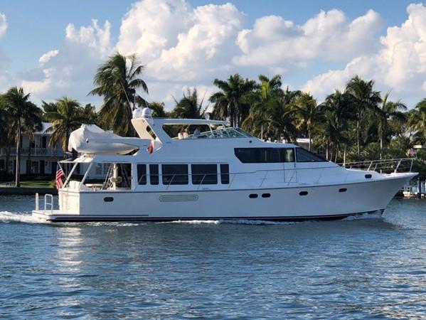 GALILEA 65' Pacific Mariner 2006 PACIFIC MARINER  Motor Yacht 2585203