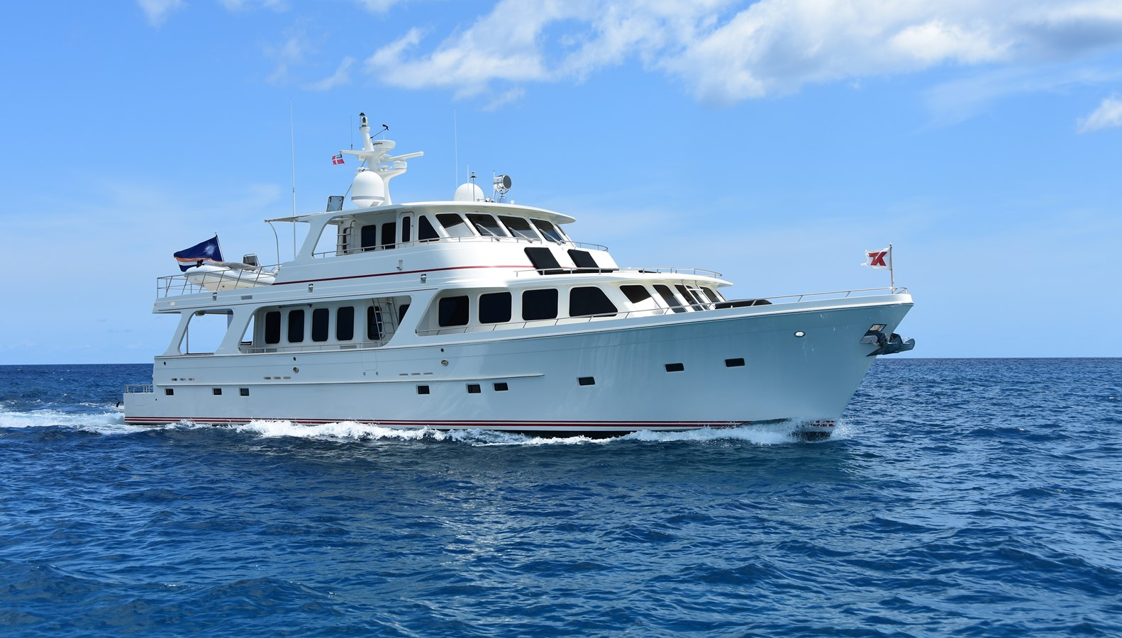 Miss Anna 2007 OFFSHORE YACHTS Voyager Motor Yacht 2533905