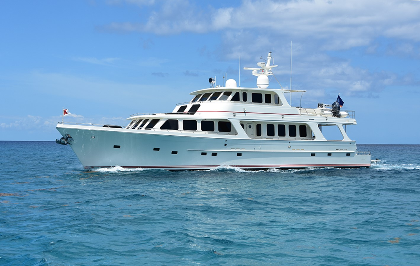 2007 OFFSHORE YACHTS Voyager Motor Yacht 2533907