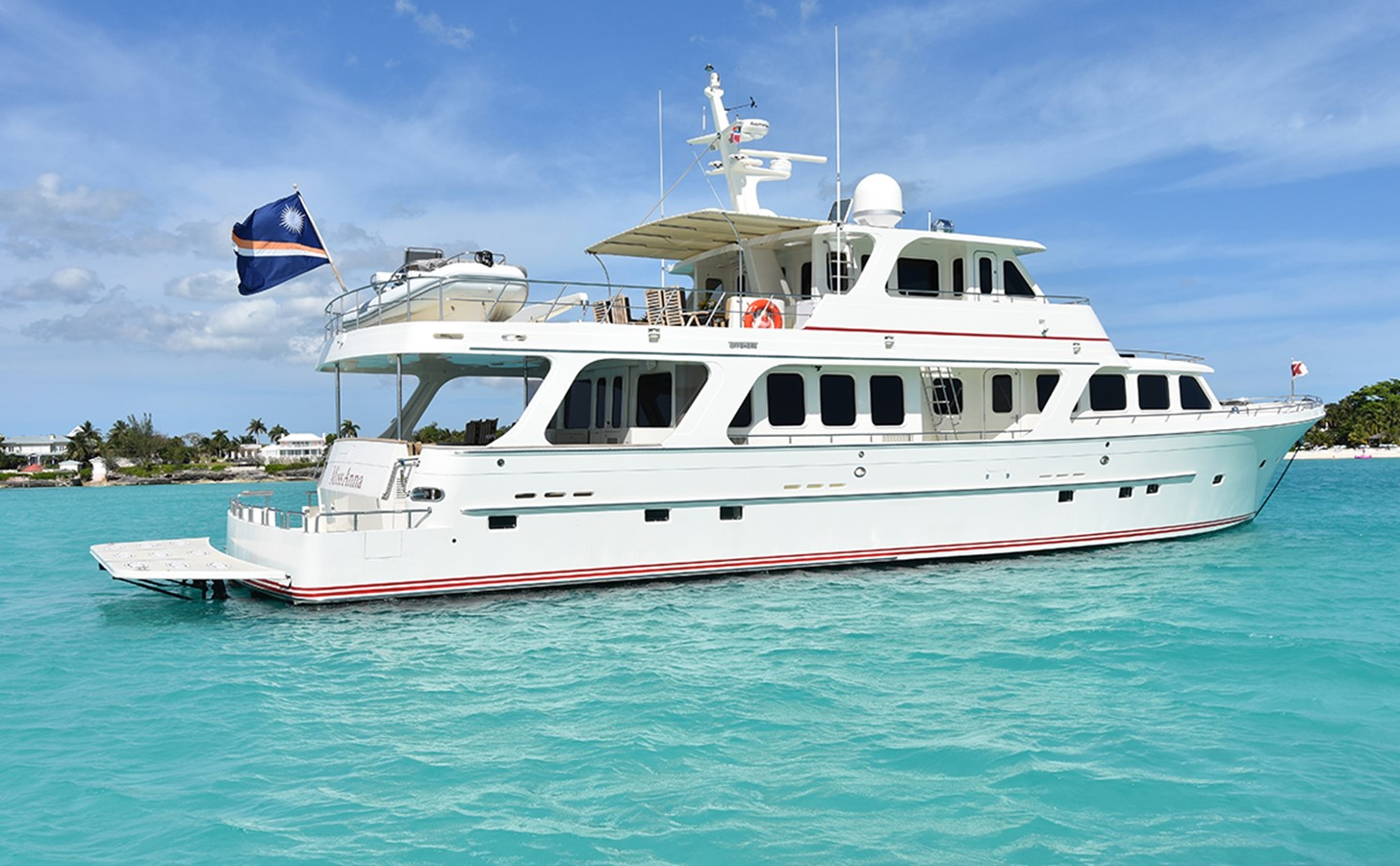 2007 OFFSHORE YACHTS Voyager Motor Yacht 2533908
