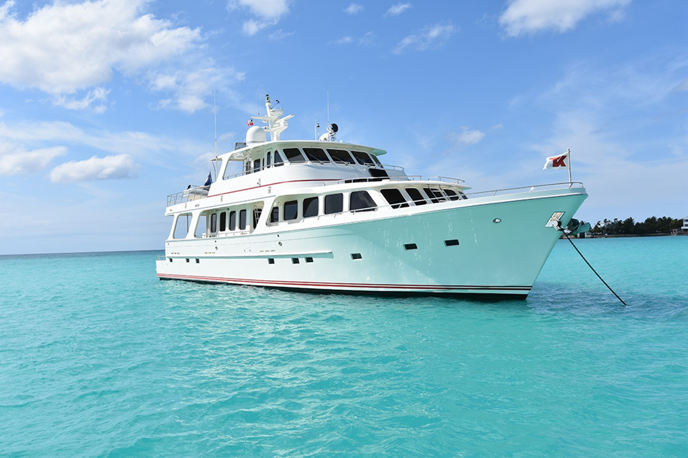 2007 OFFSHORE YACHTS Voyager Motor Yacht 2533909