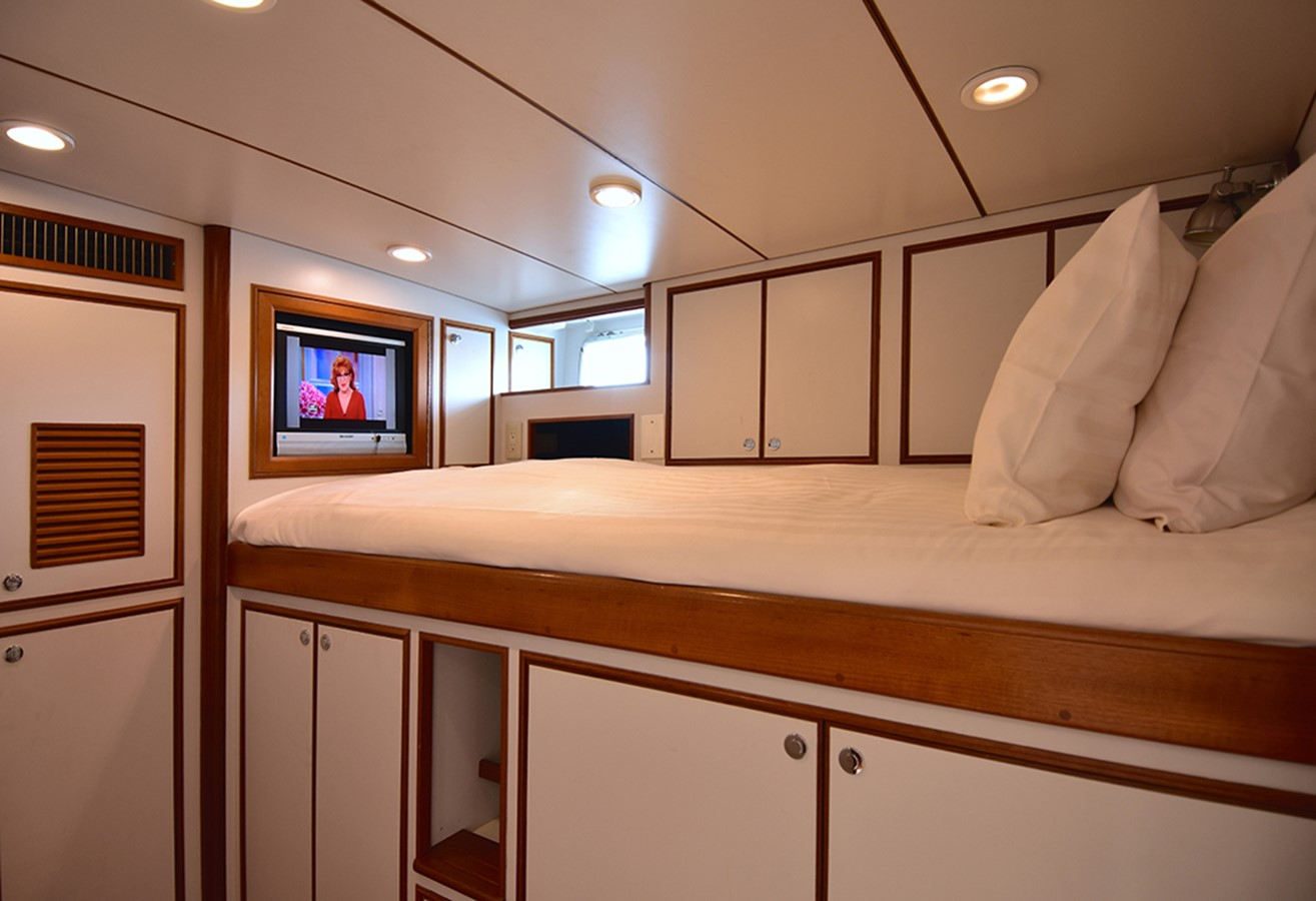Captain's Cabin 2007 OFFSHORE YACHTS Voyager Motor Yacht 2533919