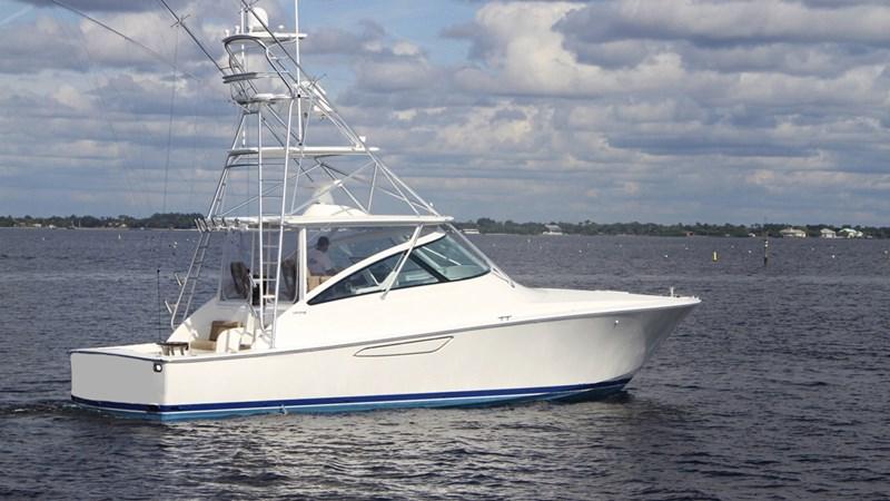 Viking 42 Open 2013 - Profile 2013 VIKING 42 Open Sport Fisherman 2495968