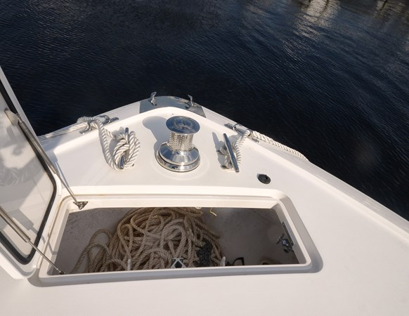 Anchor-Rode Windlass 2013 VIKING 42 Open Sport Fisherman 2495976