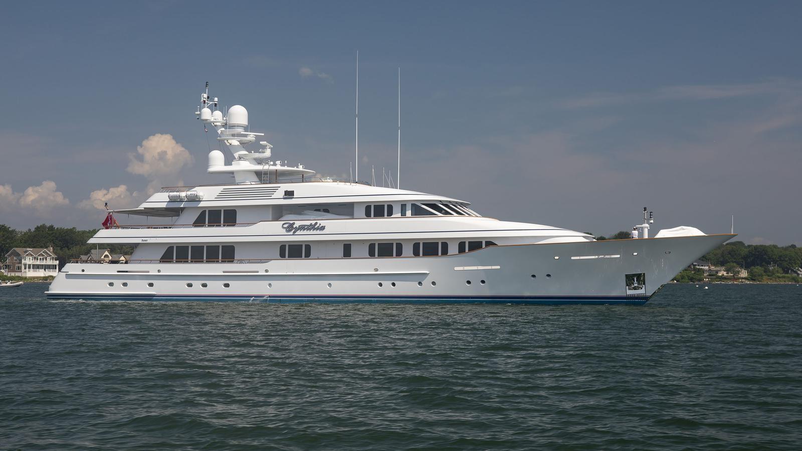 2005 FEADSHIP  Motor Yacht 2497934