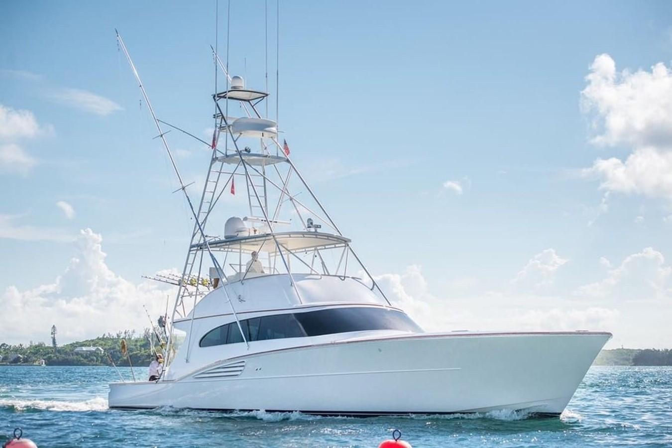 2003 GARLINGTON  Sport Fisherman 2500787