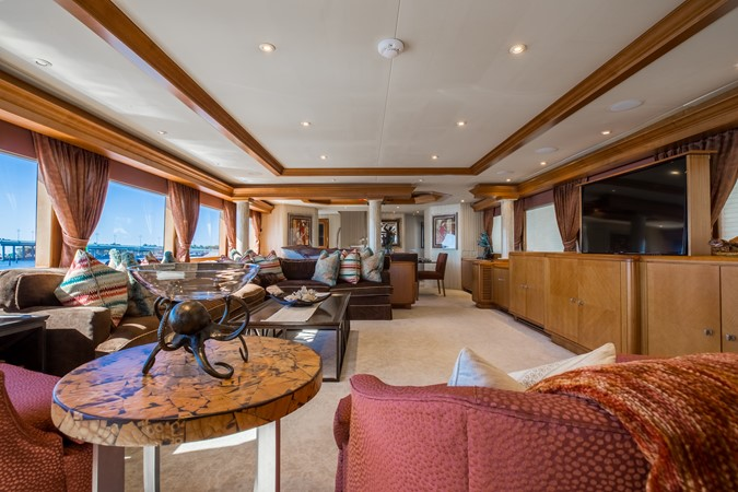 Salon 1995 HATTERAS  Motor Yacht 2499085