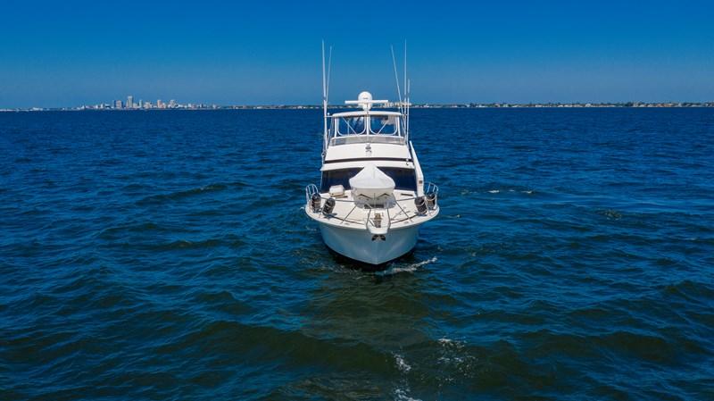 1986 BERTRAM  Sport Fisherman 2550942