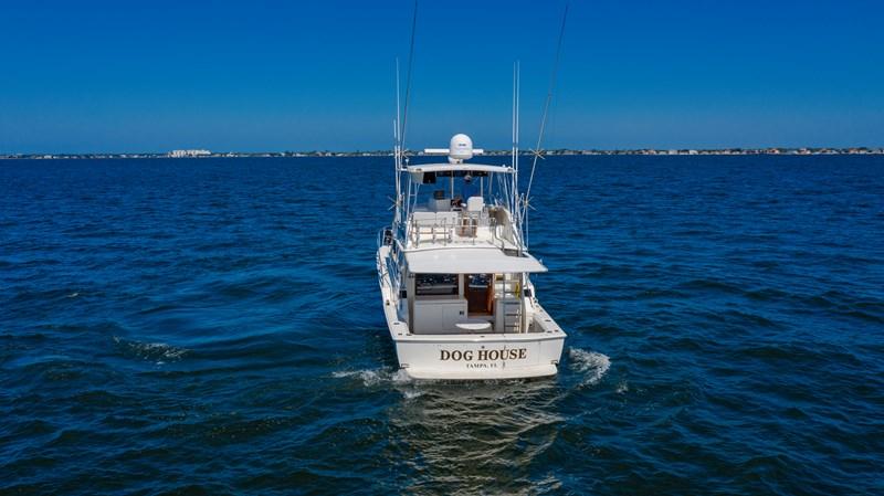 1986 BERTRAM  Sport Fisherman 2550950