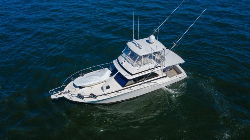 1986 BERTRAM  Sport Fisherman 2550953