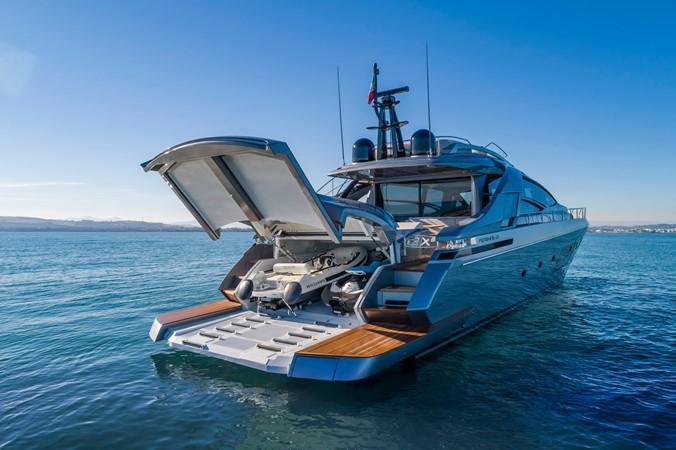 2019 PERSHING Pershing 8X Cruiser 2499267