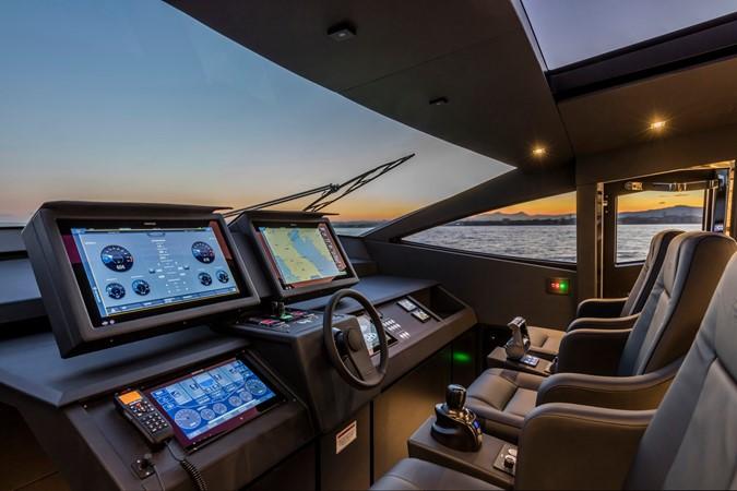 2019 PERSHING Pershing 8X Cruiser 2499277
