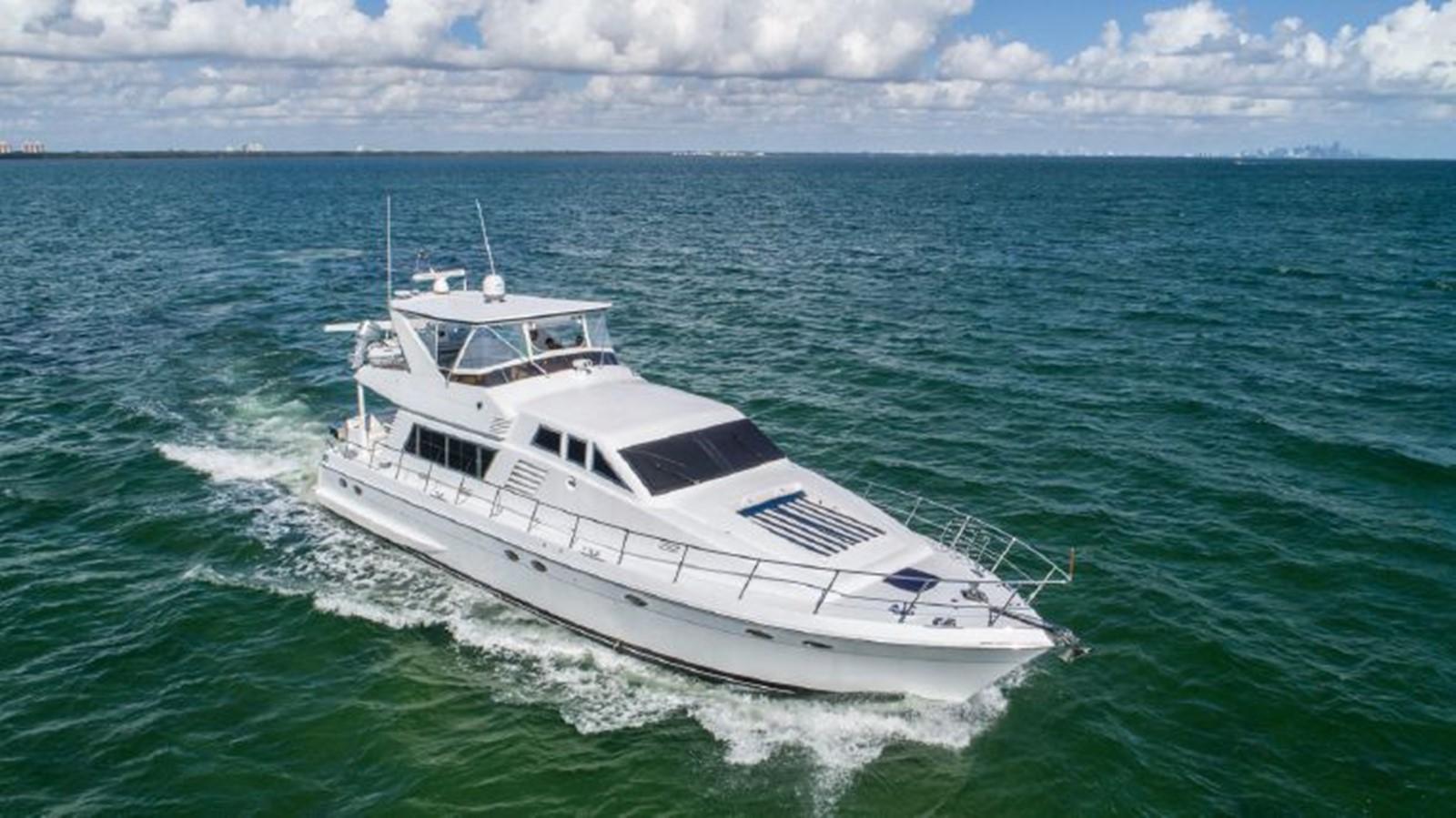 1996 MONTE FINO  Motor Yacht 2500199