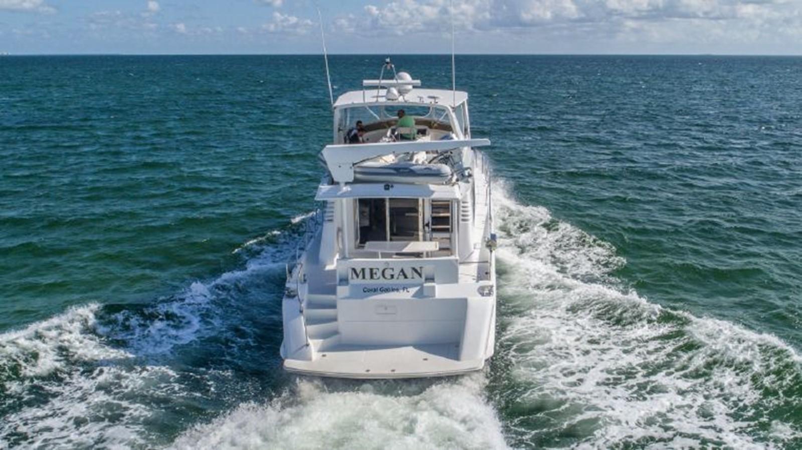 1996 MONTE FINO  Motor Yacht 2500200