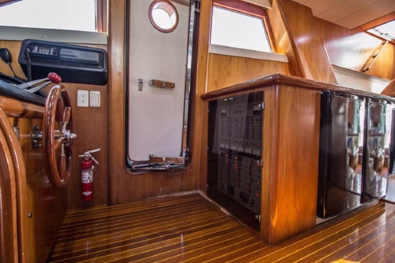 1996 MONTE FINO  Motor Yacht 2500210