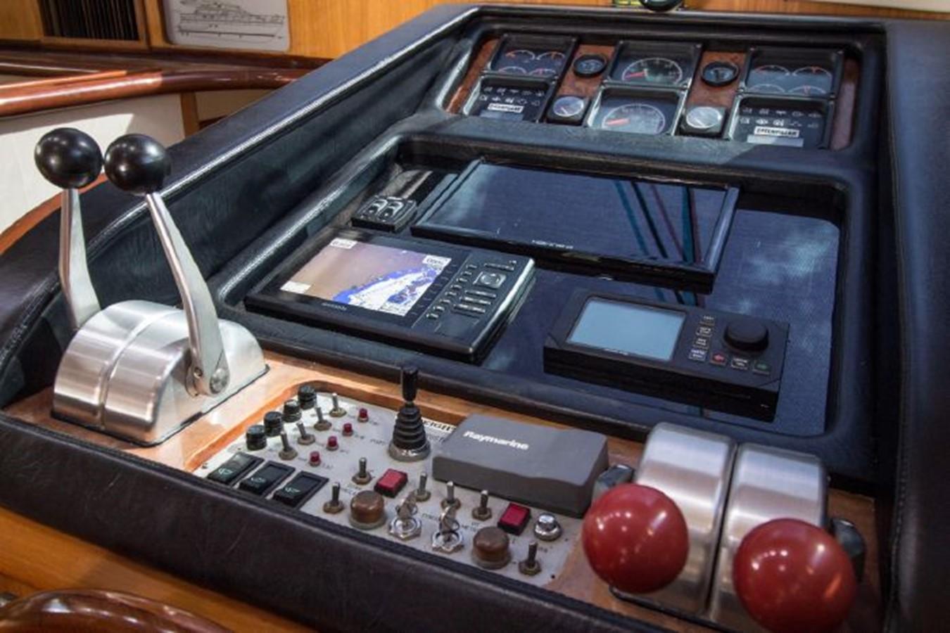 1996 MONTE FINO  Motor Yacht 2500212