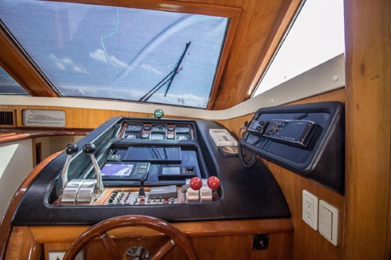 1996 MONTE FINO  Motor Yacht 2500213