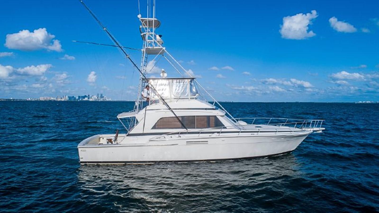 1989 BERTRAM  Sport Fisherman 2500414