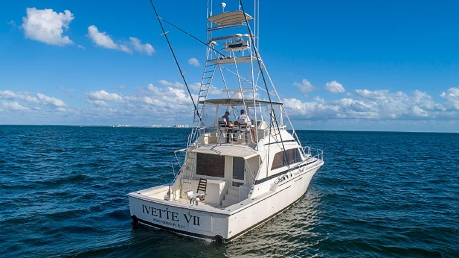 1989 BERTRAM  Sport Fisherman 2500415