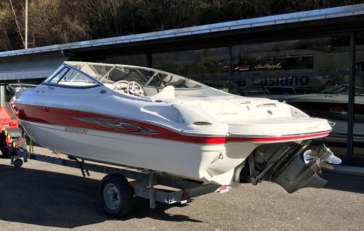 2009 STINGRAY  225 CR Runabout 2501082