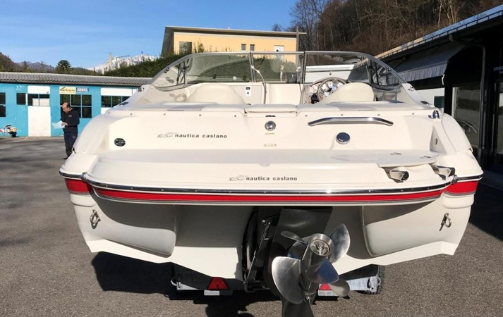 2009 STINGRAY  225 CR Runabout 2501083