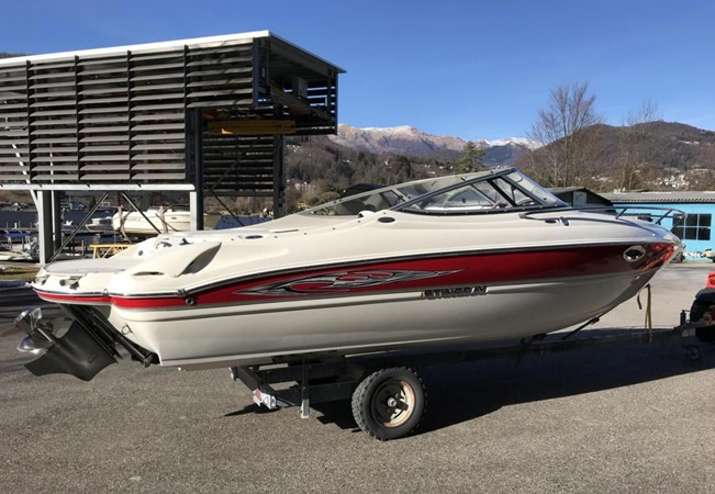2009 STINGRAY  225 CR Runabout 2501084