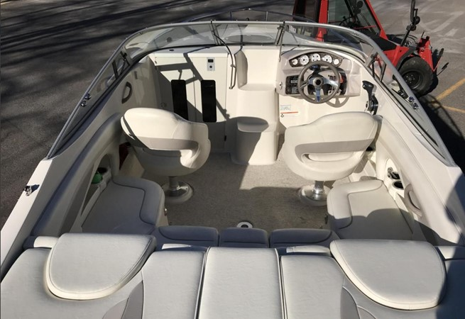 2009 STINGRAY  225 CR Runabout 2501085